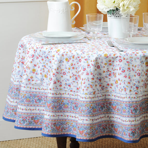 French Cotton Tablecloth Collections
