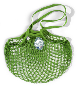Apple Green Medium Net Bag