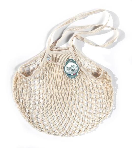 Natural Medium Net Bag