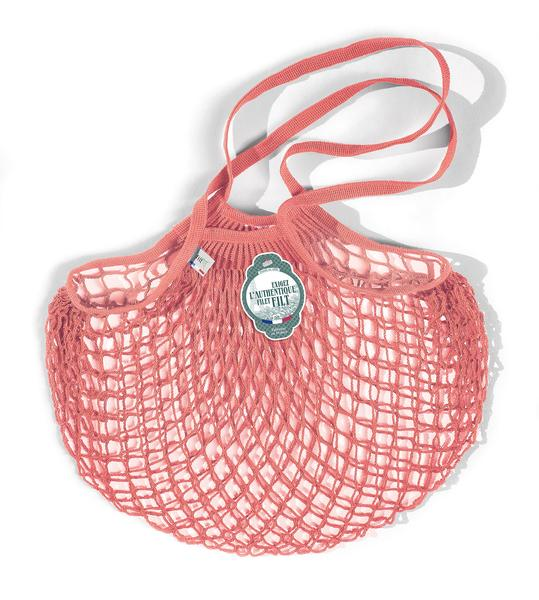 Light Pink Medium Net Bag