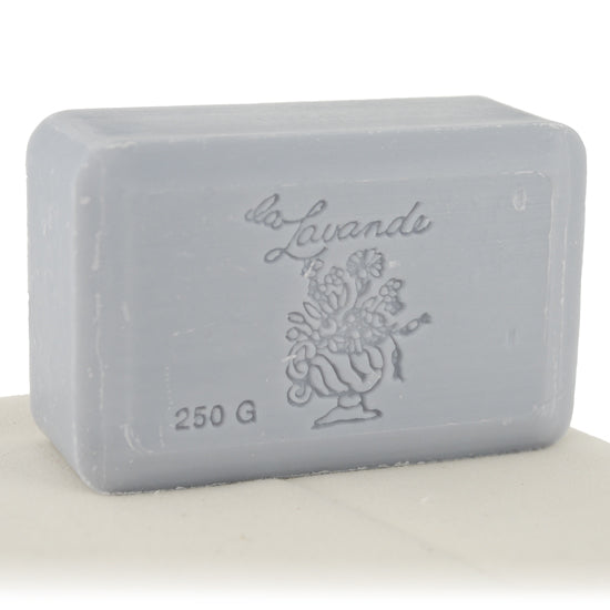 French Rectangular Cello Soap 250g- Pick your scent
