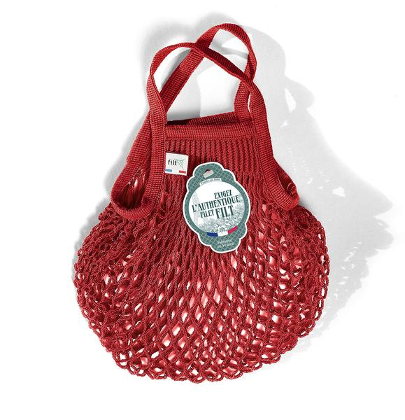 Red Mini Net Bag