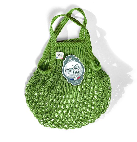 Green Mini Net Bag
