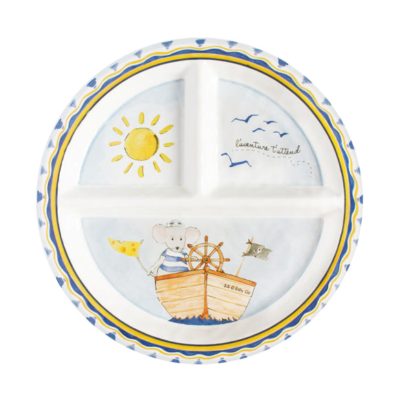 Adventure Awaits Melamine Collection for Baby