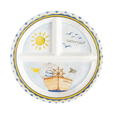 Mouse Melamine Set for Baby (Plate, Cup, Bowl, Utensils & Placemat)