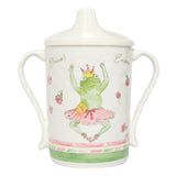 Frog Melamine Set for Baby (Plate, Cup, Bowl, Utensils & Placemat)