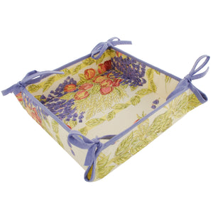 Roses Cotton Breadbasket