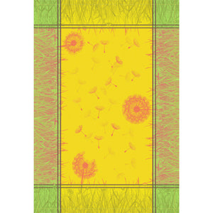 "Sandy Green 20""x28"" Jacquard Dishtowel"