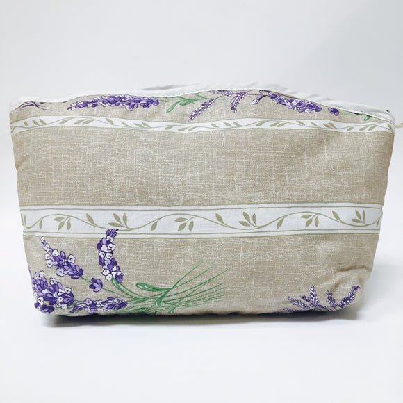 Valensole Linen Cotton Makeup Bags 10