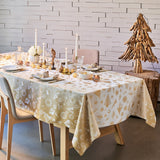 Mille Merry Jacquard Tablecloth - Limited Edition - choose your size