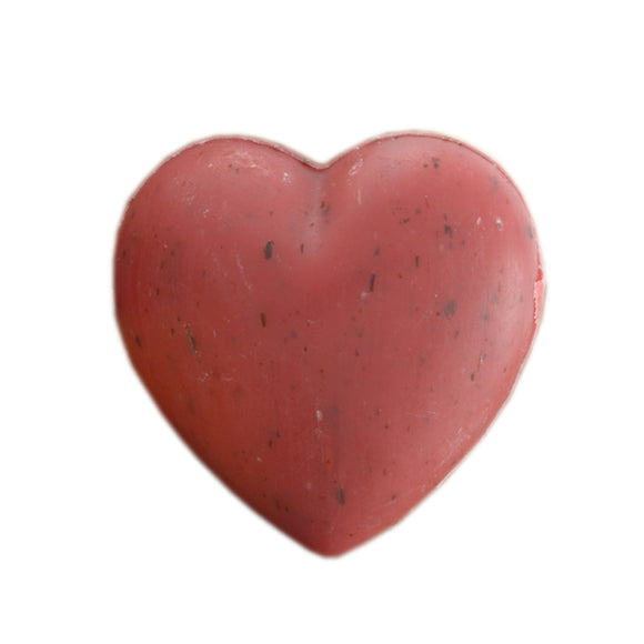 French Heart Soap 50g - Pick your scent