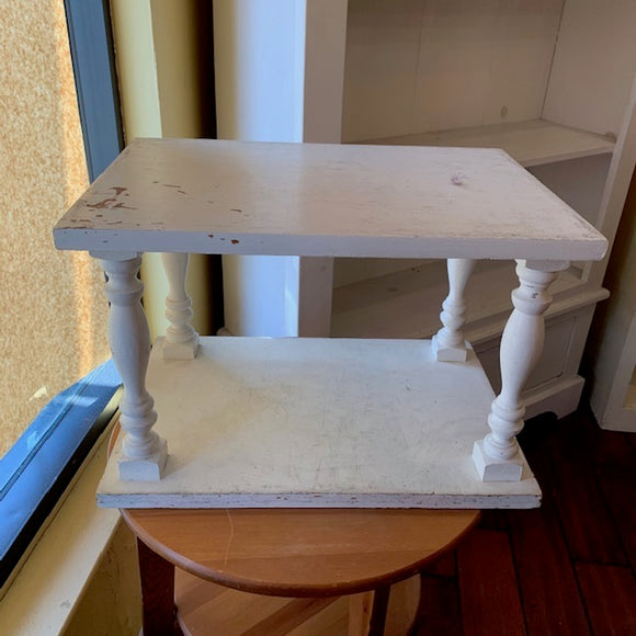 Small Double Base Table