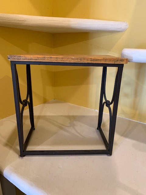 Small Rod Iron Table