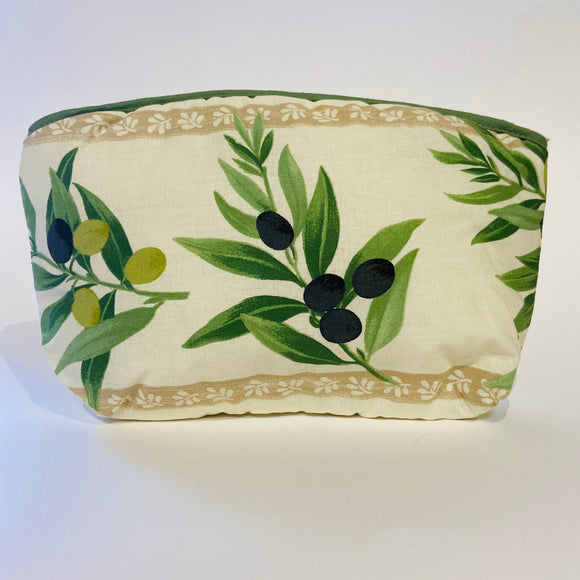 Olive Maussane Natural Cotton Makeup Bags 10