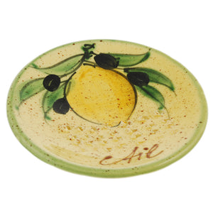 Lemons Ceramic Garlic Grater