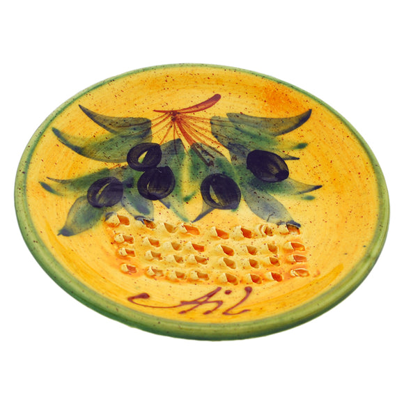 Olives Ceramic Garlic Grater