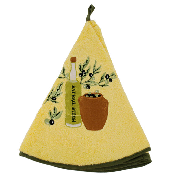 Olive Oil Pot Yellow 28