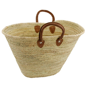 Taza Short Handle French Market Basket