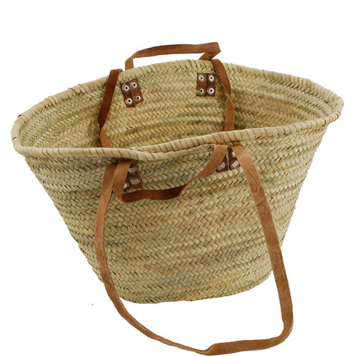 Taza Shoulder Strap French Market Basket