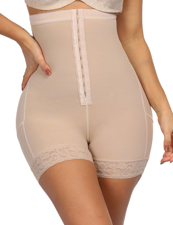 High-Waist Compression Control - Butt Lift Panty Short