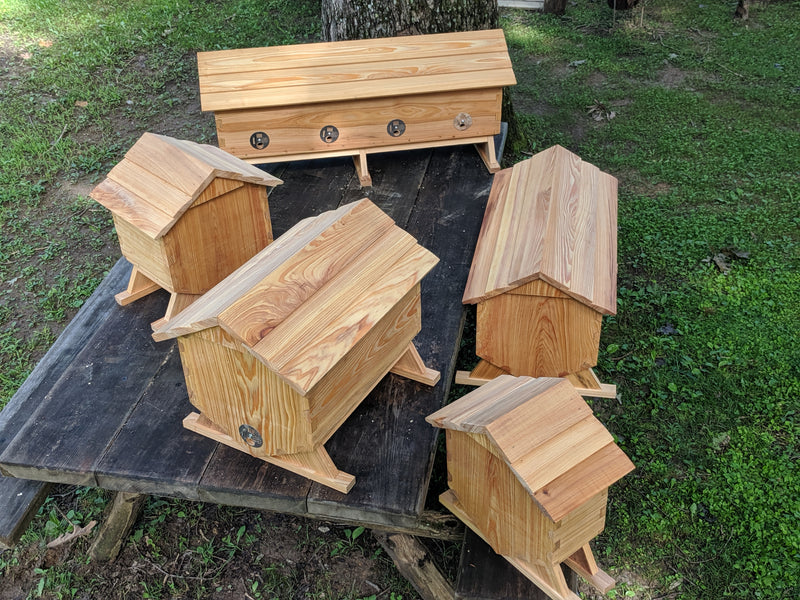 Honeycomb Hives introduces Horizontal Beehives