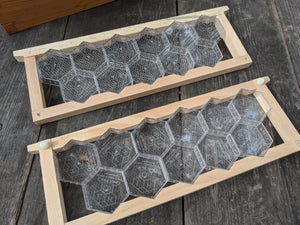 Langstroth Frames for Comb Honey Cups