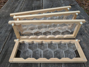 Comb Honey Cups Starter Kits for Langstroth Hives
