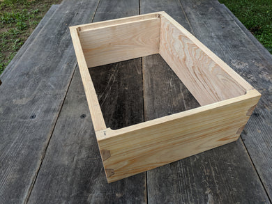 Langstroth Medium Hive Box