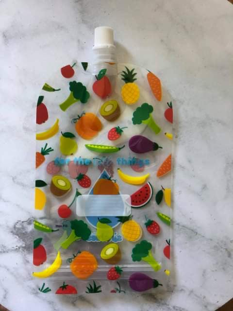 Sinchies 150ml Food Pouch - Fruit