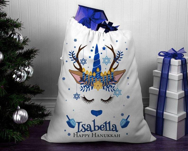 Santa Sacks - Personalised