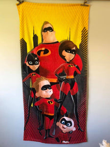 Incredibles Towel