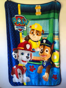 Paw Patrol Small Blankets