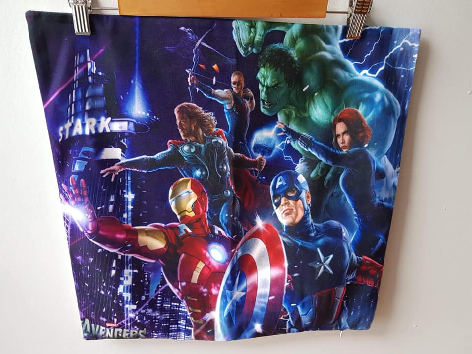 Avengers Pillow Case