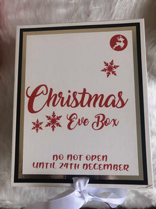 Christmas Eve Box - Small