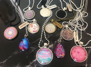 Medium Pendants Necklaces