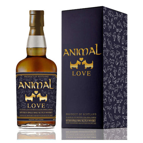 ANIMAL Love Single Malt Whisky 750ML
