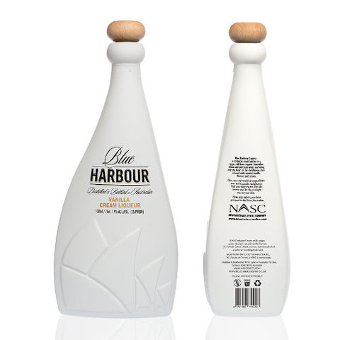 Blue Harbour Vanilla Cream Liqueur 750ML