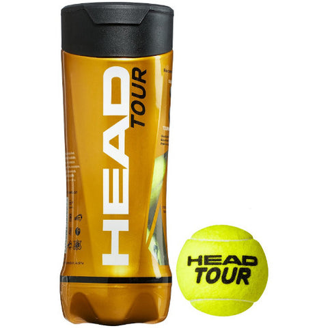 Head Tour 3 Ball Can