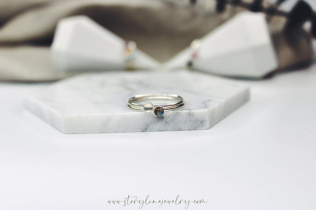The 1989 Stack Ring {Eras Collection}