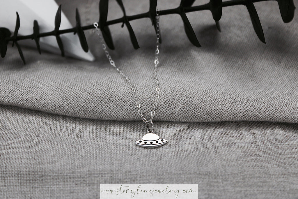 The UFO Necklace