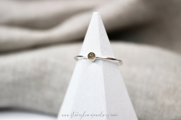 The Folklore Stack Ring {Eras Collection}