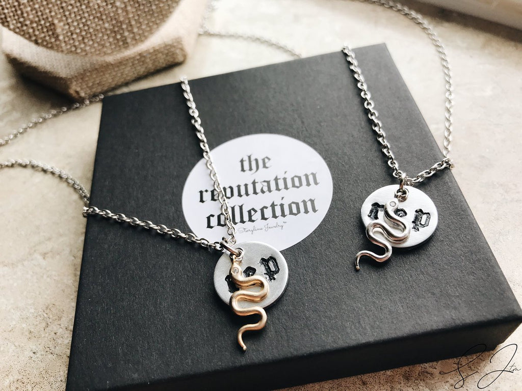 reputation Necklace
