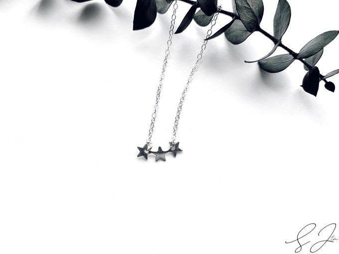 Count The Stars Necklace