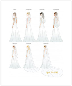 Wedding Veil Guide