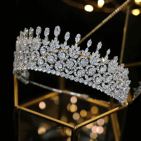 beautiful bridal headpieces