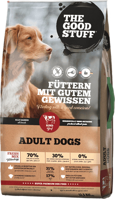 THE GOODSTUFF ADULT RIND - 4yourdog