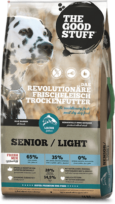 the goodstuff Lachs Senior - 4yourdog