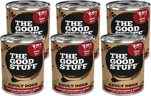 The Goodstuff Nassfutter Adult Rind - 4yourdog