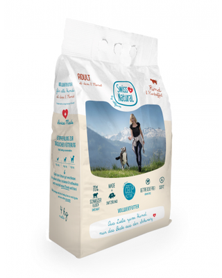 Swiss Natural Soft ADULT Rind & Kartoffel - 4yourdog