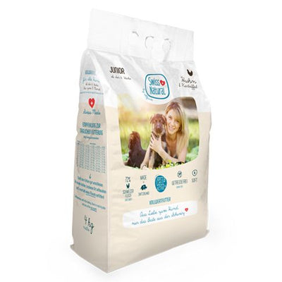 Swiss Natural Soft JUNIOR Huhn&Kartoffel - 4yourdog